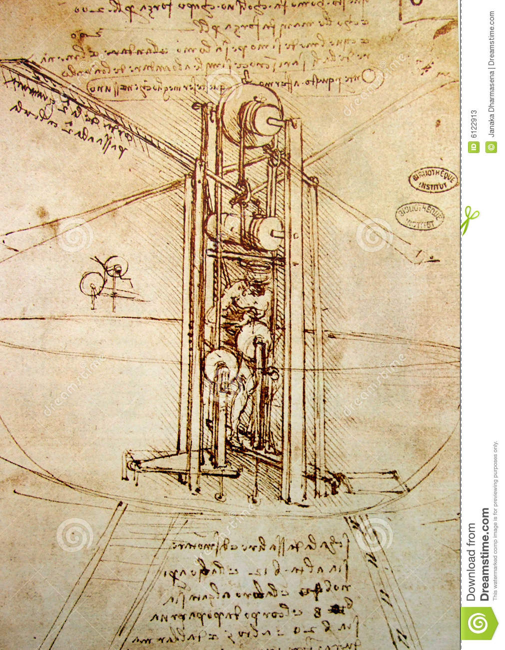Leonardo's Engineering...