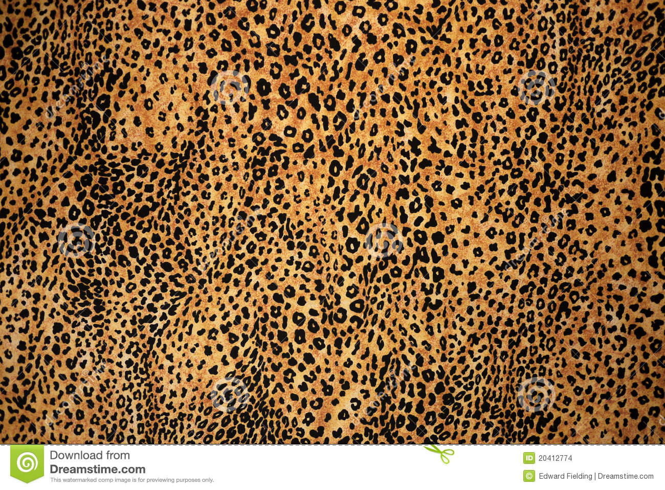 Leopard Animal Print Texture Stock Images - Image: 20412774