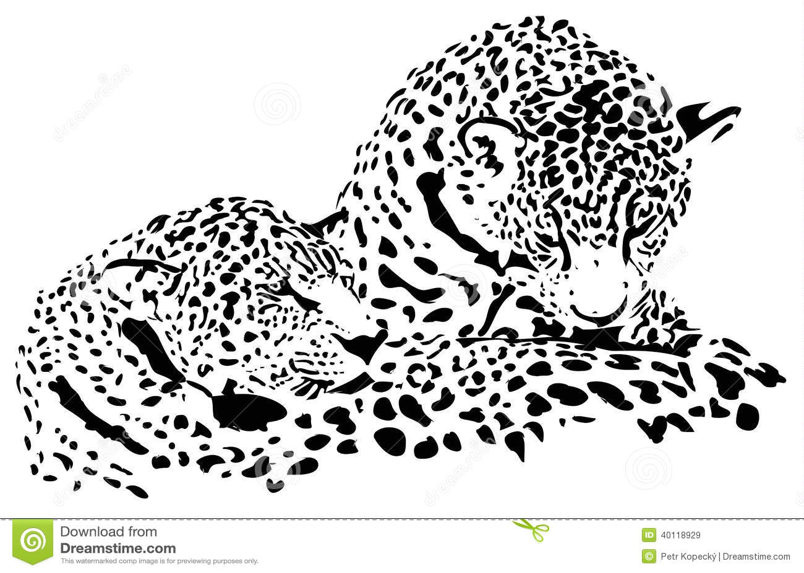 Gallery For gt Jaguar Face Stencil