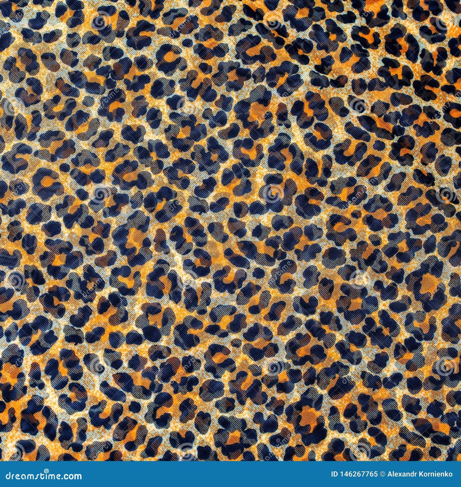 Leopard print, fabric pattern