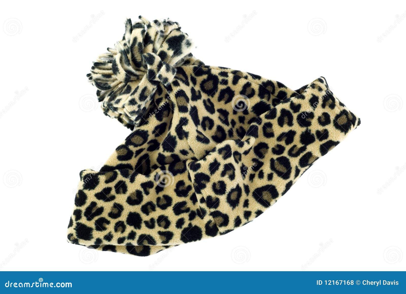 Leopard winter hat : Energy music