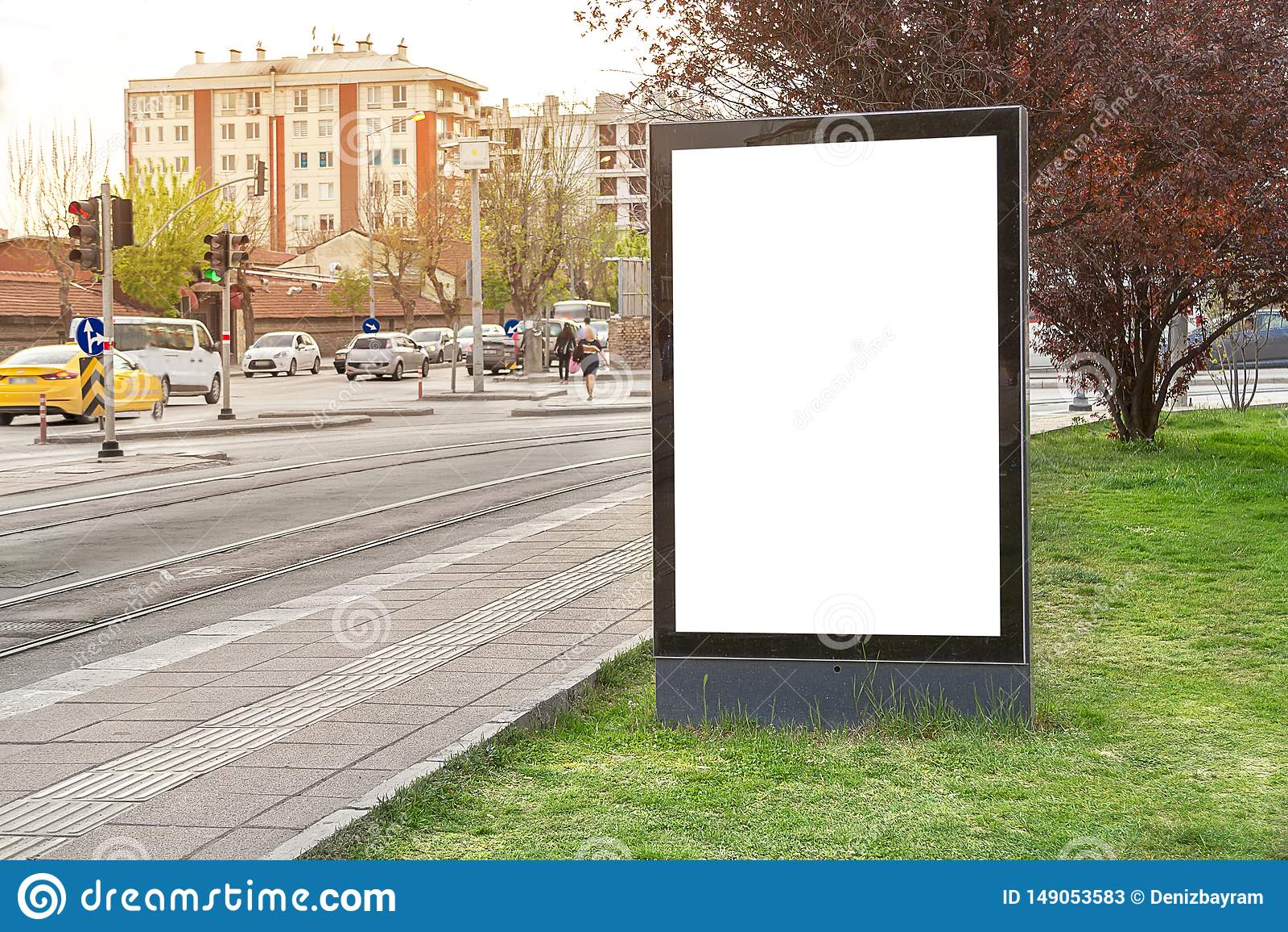 ?lepej billboardu miasta