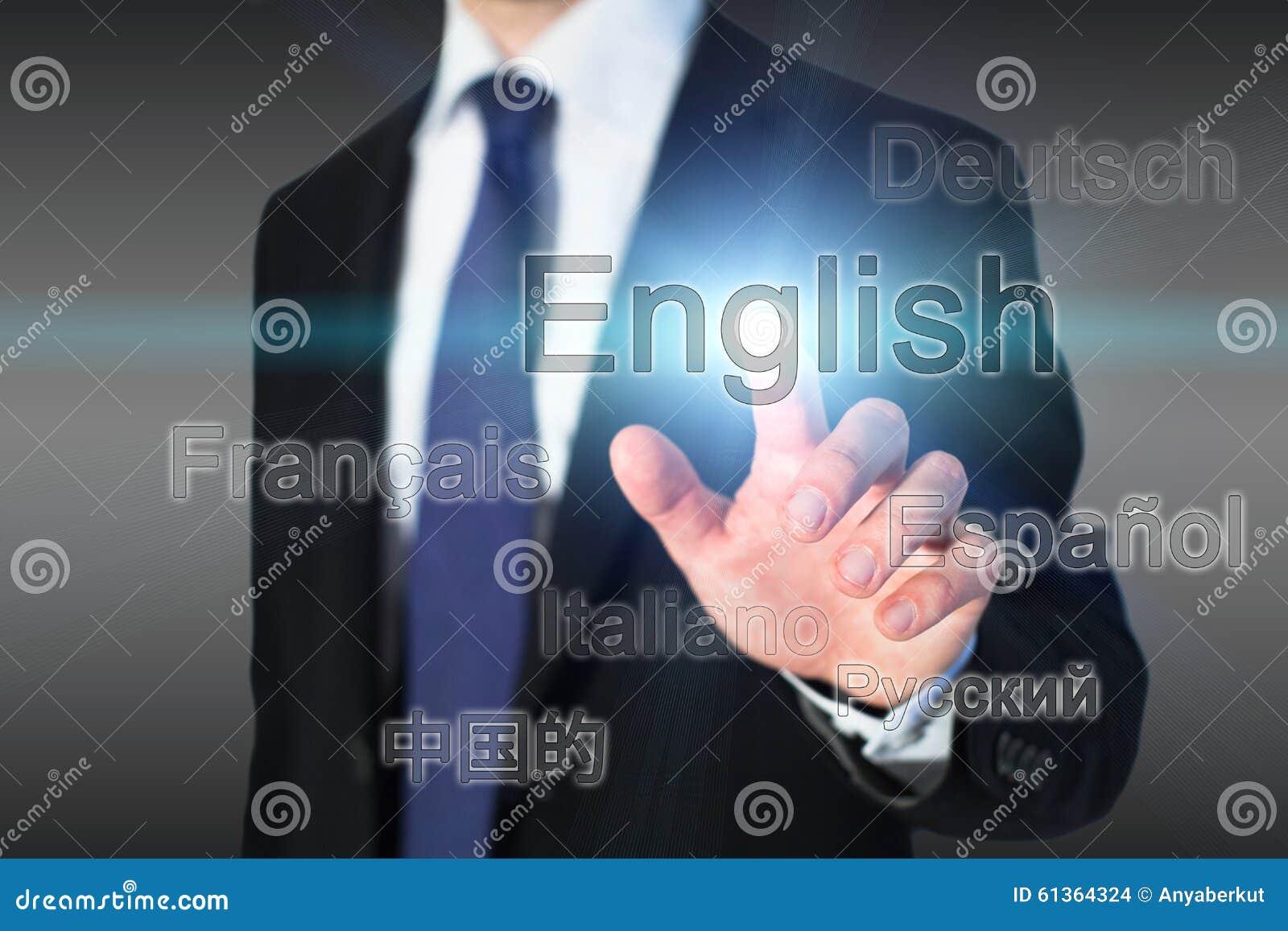 Lernen von Englisch