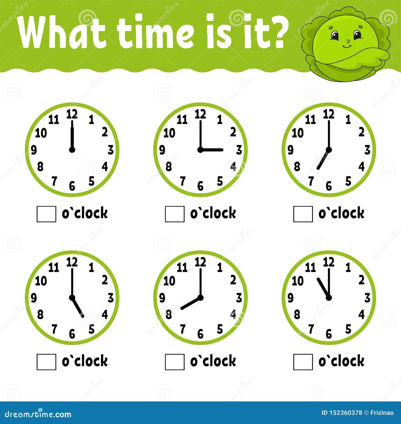 COTTILE Uhr Lernen Kinder pädagogischer Wecker Einstellbare Zeit ...