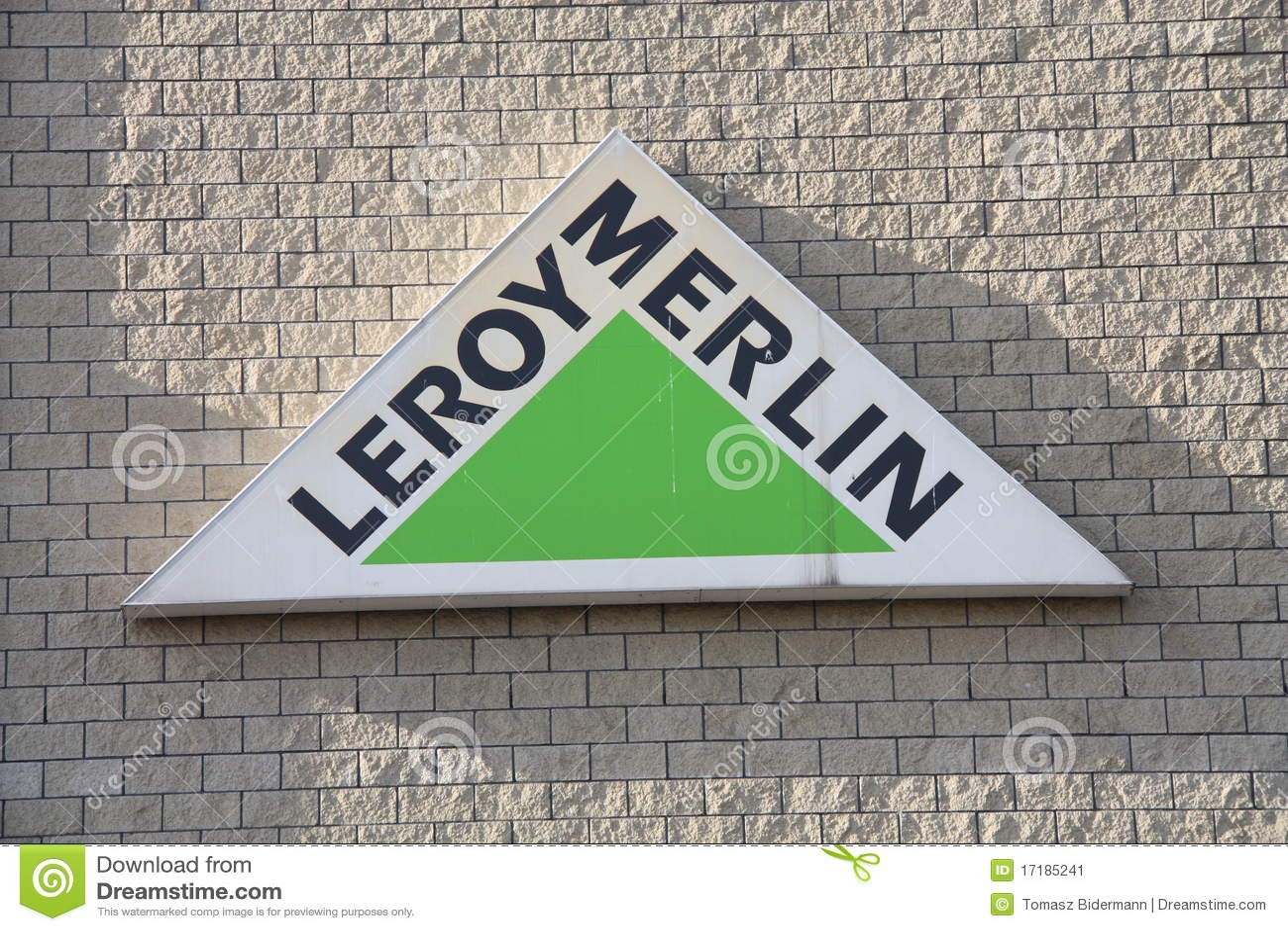 leroy merlin foto editorial imagem de com rcio lifestyle 17185241. Black Bedroom Furniture Sets. Home Design Ideas
