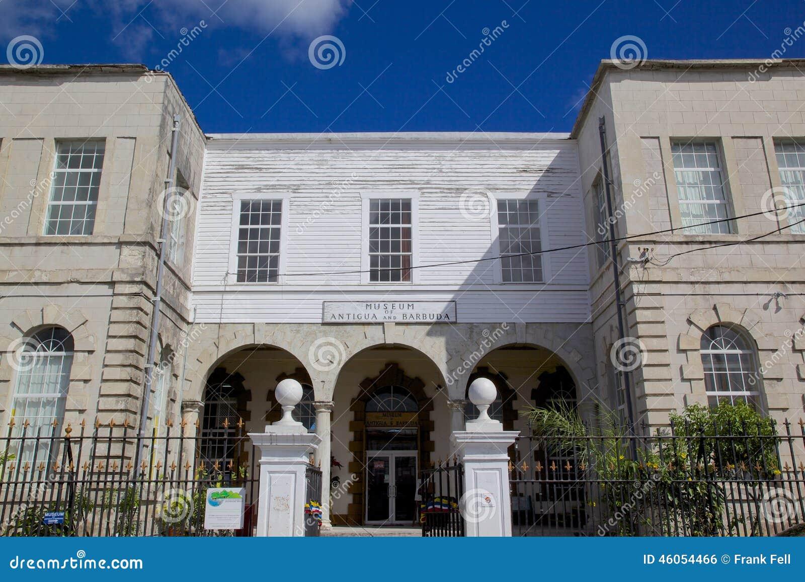 Les Antilles, les Caraïbe, Antigua, St Johns, musée de l Antigua et du Barbuda