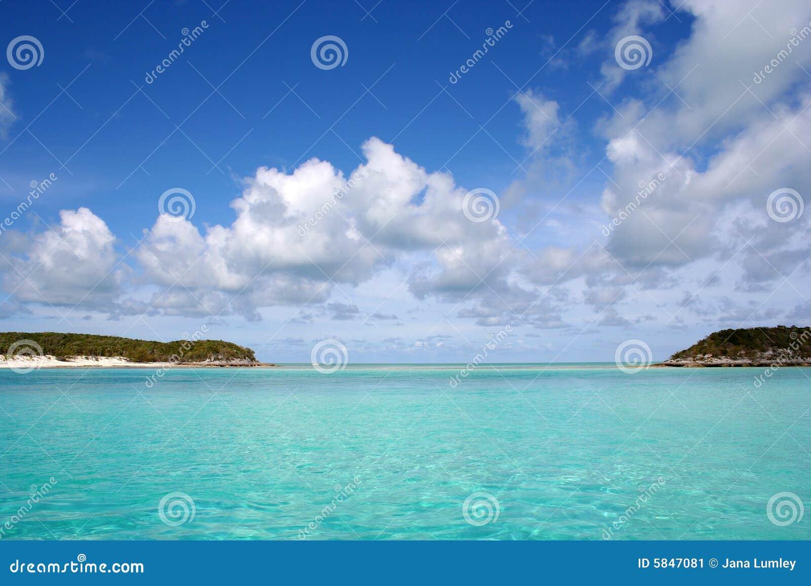 Les belles Bahamas