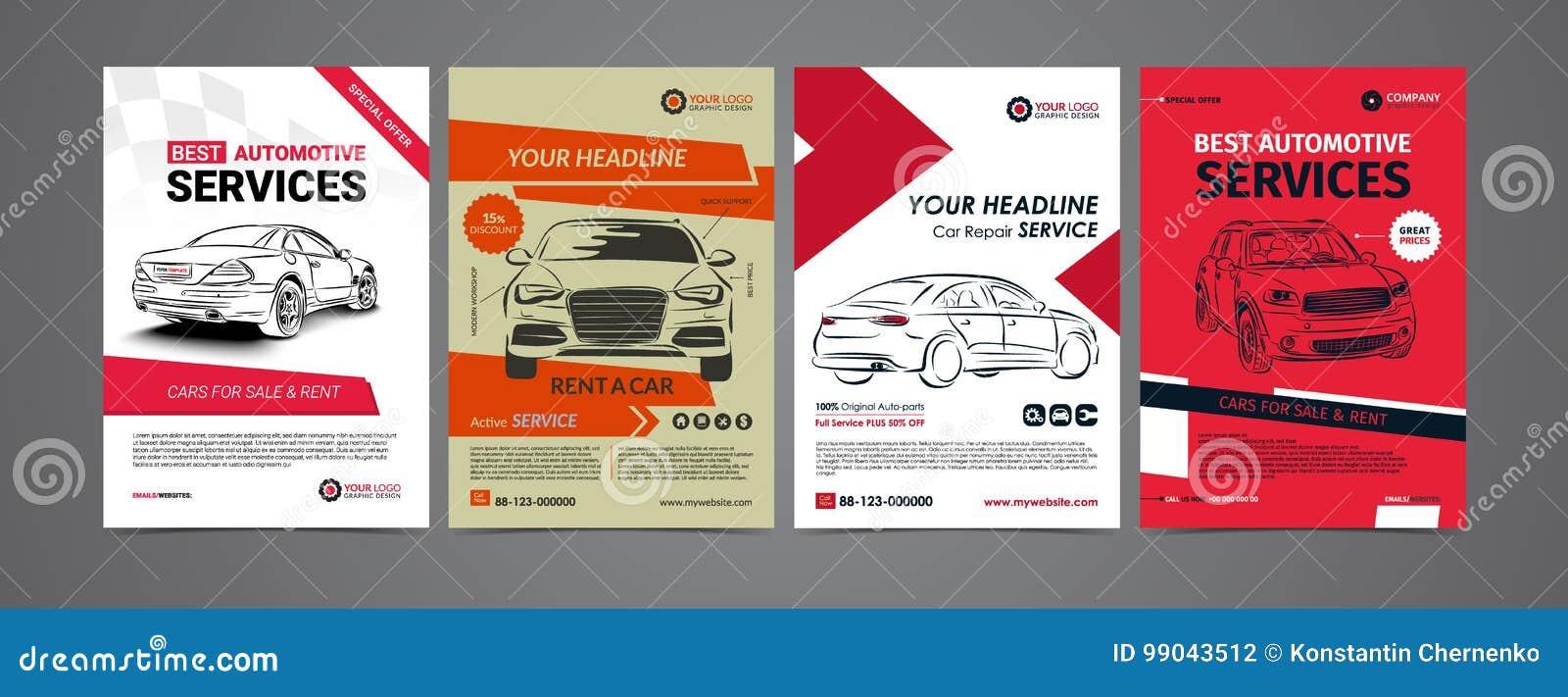 Les calibres automatiques de disposition d affaires de services des réparations ont placé, des voitures à vendre