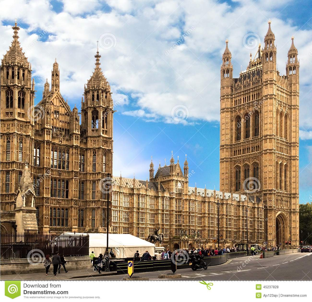 Les chambres du parlement londres angleterre photo stock ditorial image 45237828 - Chambre des lords angleterre ...