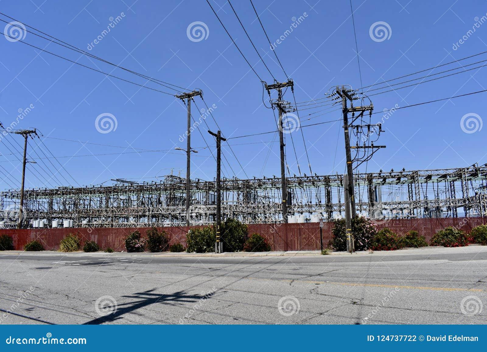 Les chasseurs du ` s de San Francisco dirigent l ancien site de puissance, 1