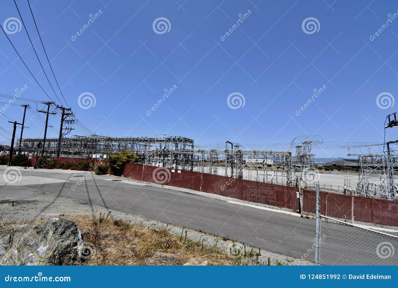 Les chasseurs du ` s de San Francisco dirigent l ancien site de puissance, 3