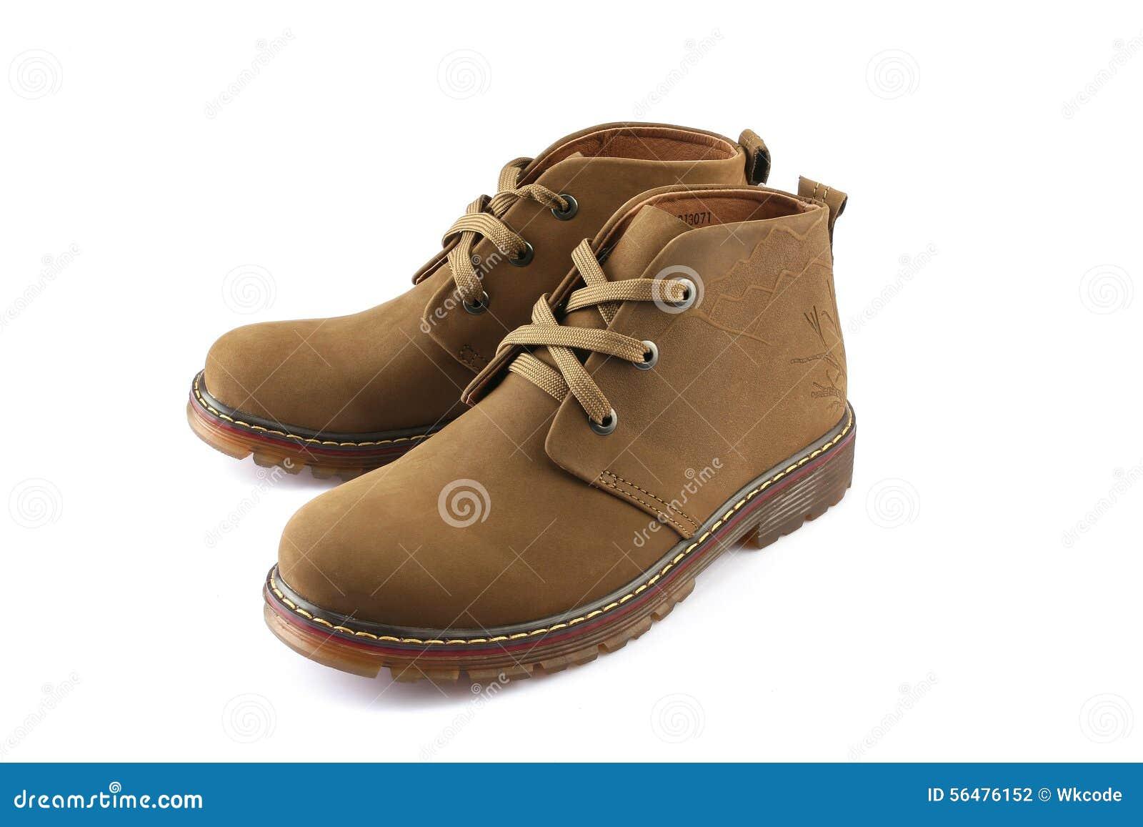Les chaussures des hommes