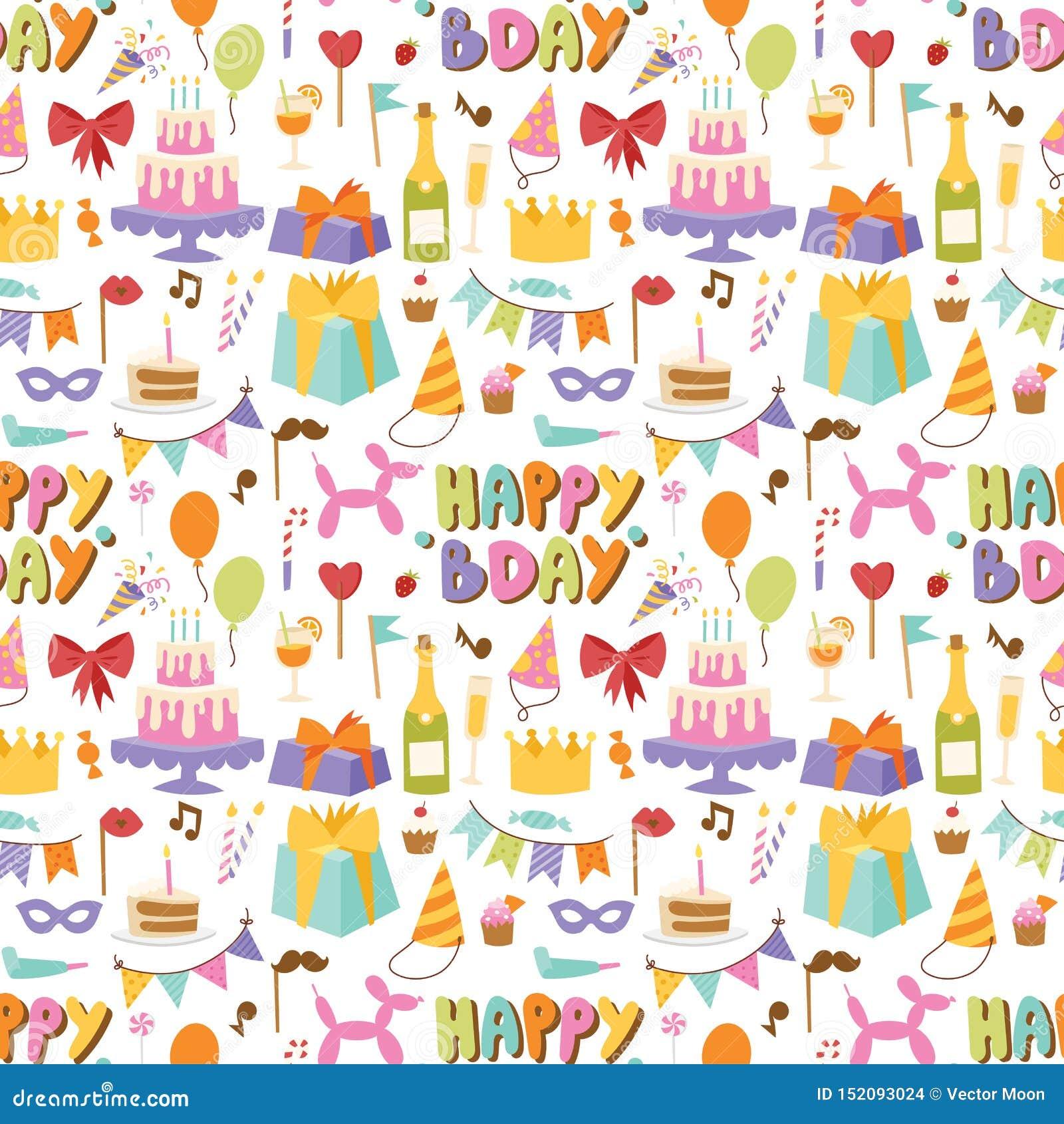 Les confettis de divertissement de c?l?bration de partie de joyeux anniversaire pr?sentent la d?coration de ballon pour l anniver