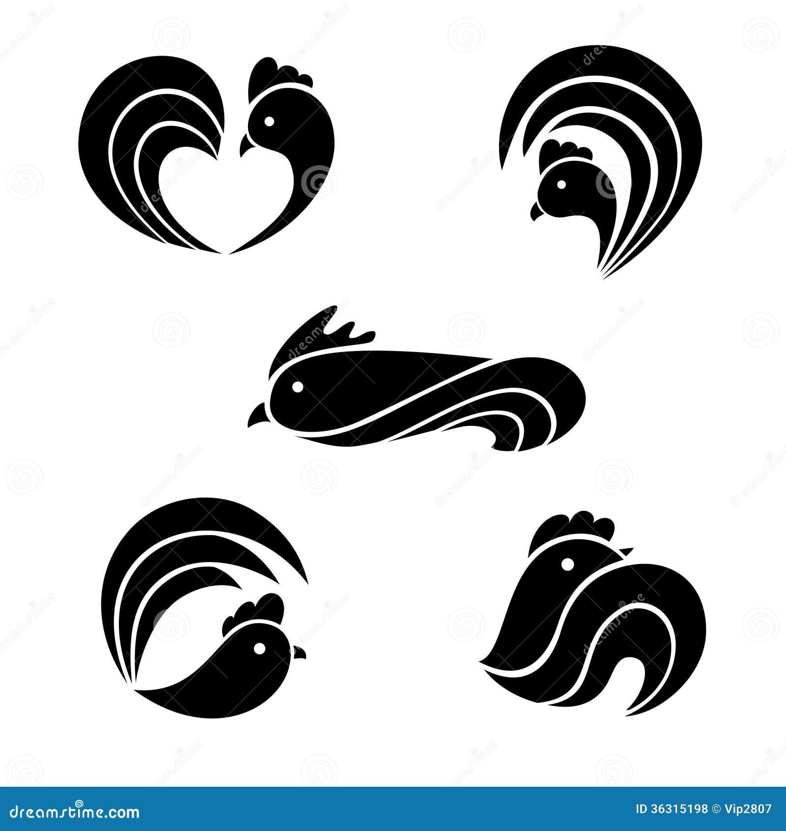 coq noir et blanc - Site Jimdo de serama-suisse!