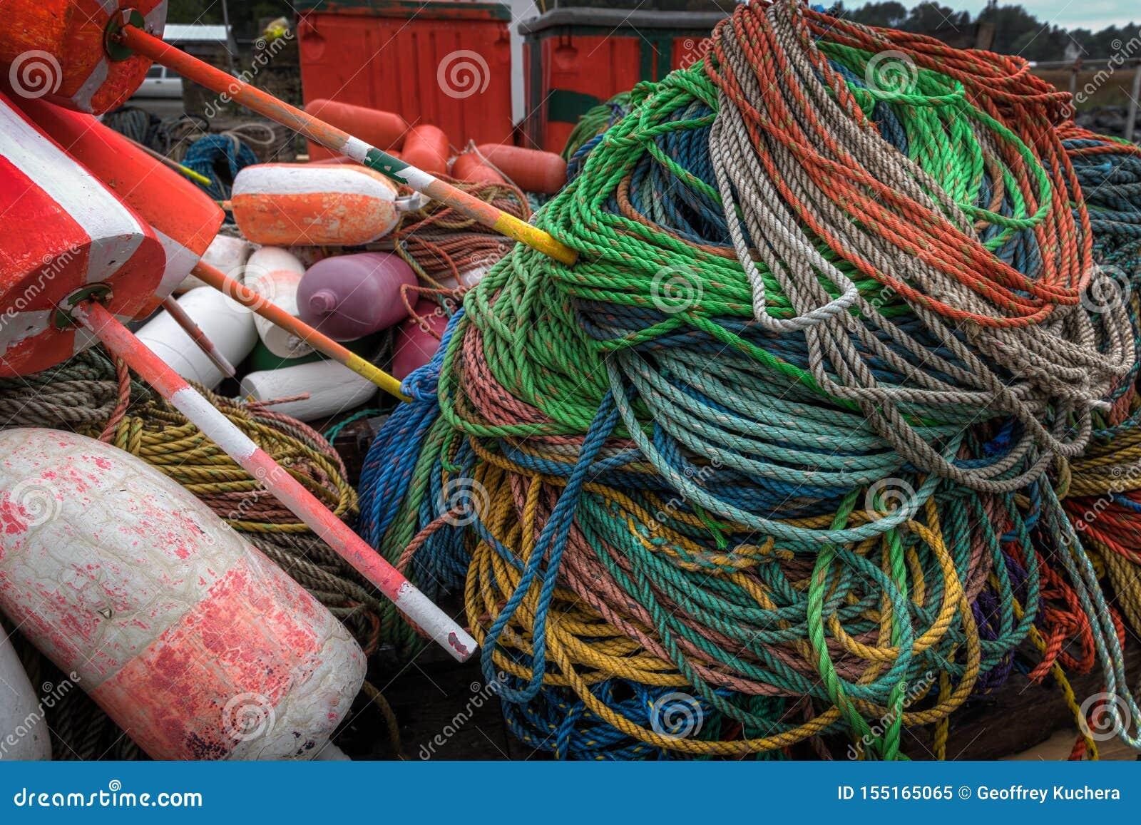 Les cordes et les balises se ferment