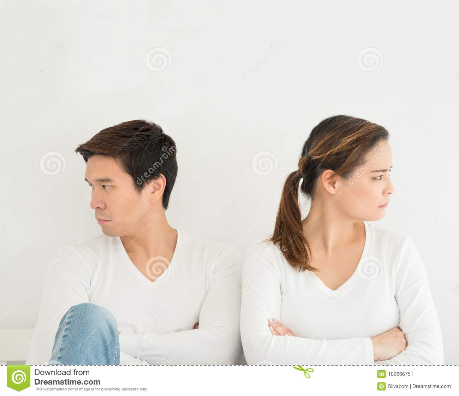 Noir couple cocu