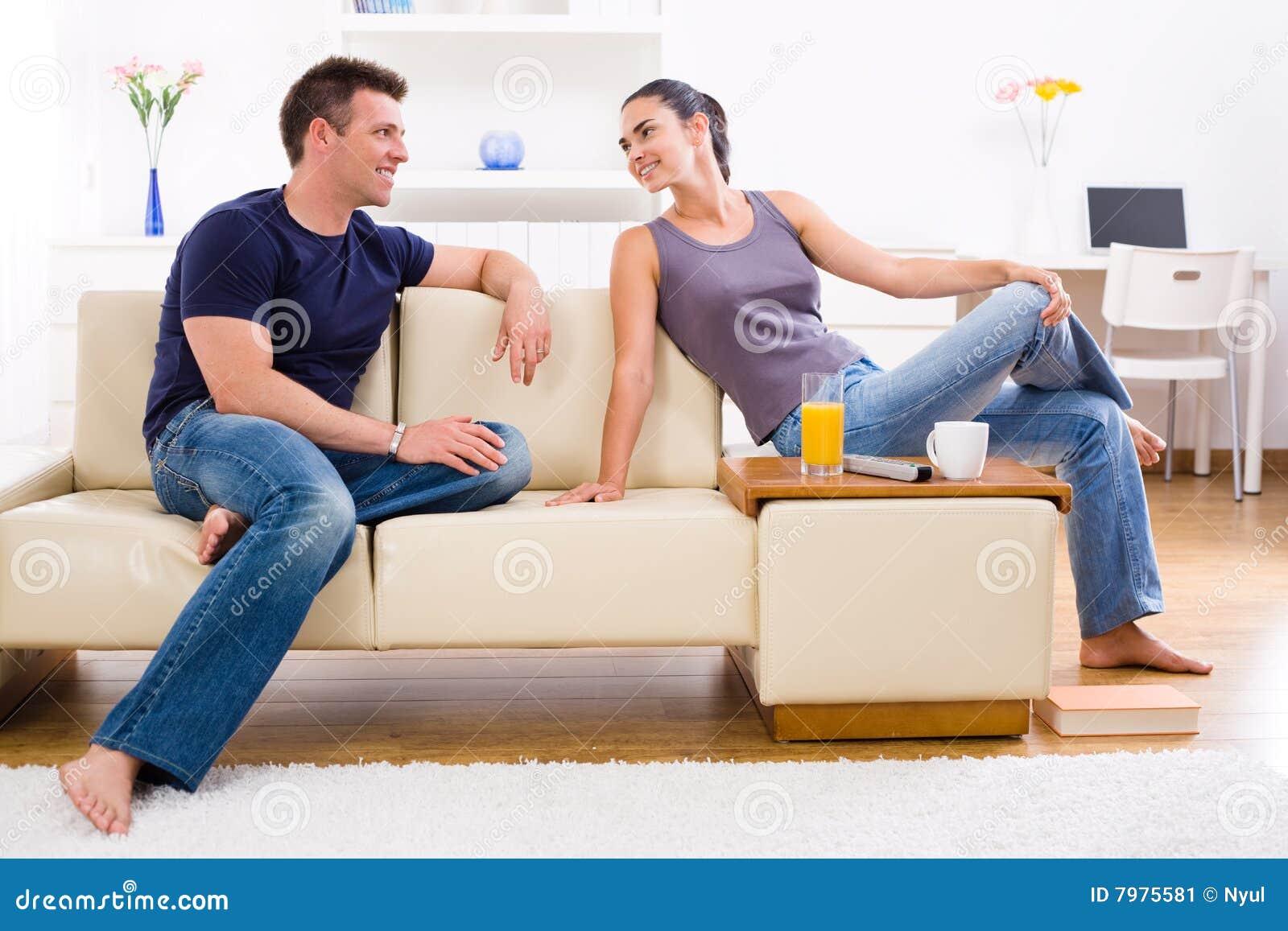 Les couples autoguident des jeunes