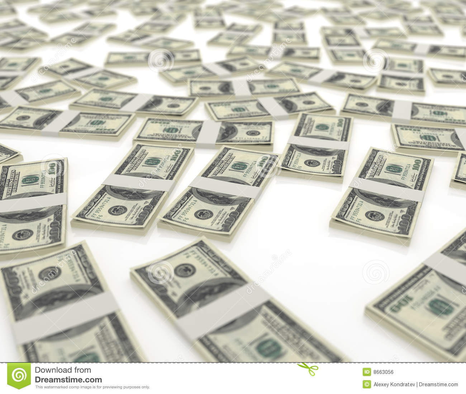 Les dollars ont isolé