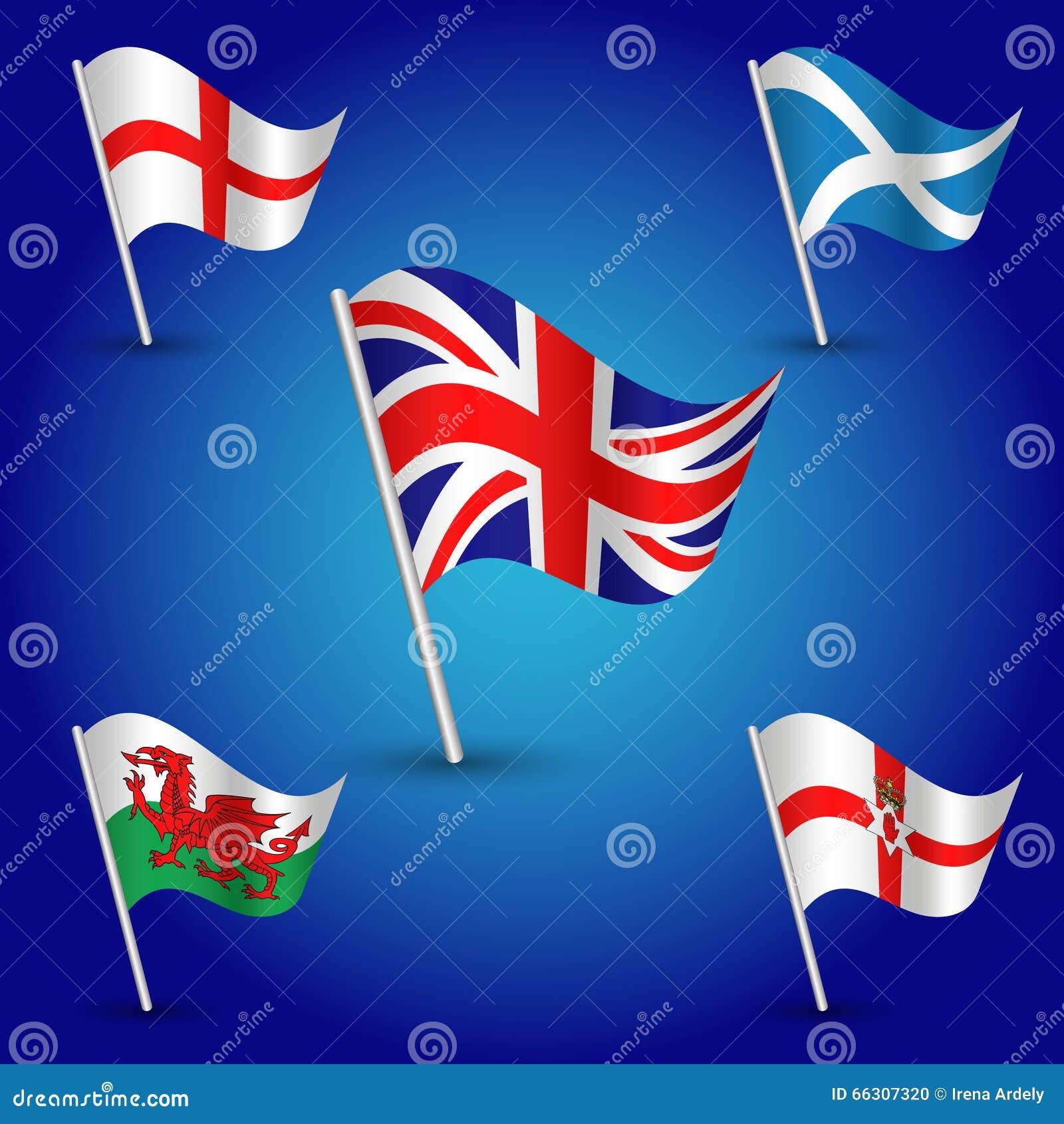 les drapeaux r u00e9gl u00e9s royaume