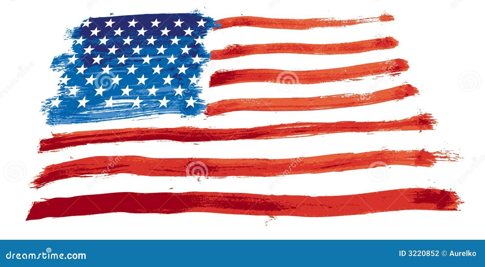 Les Etats-Unis diminuent peint