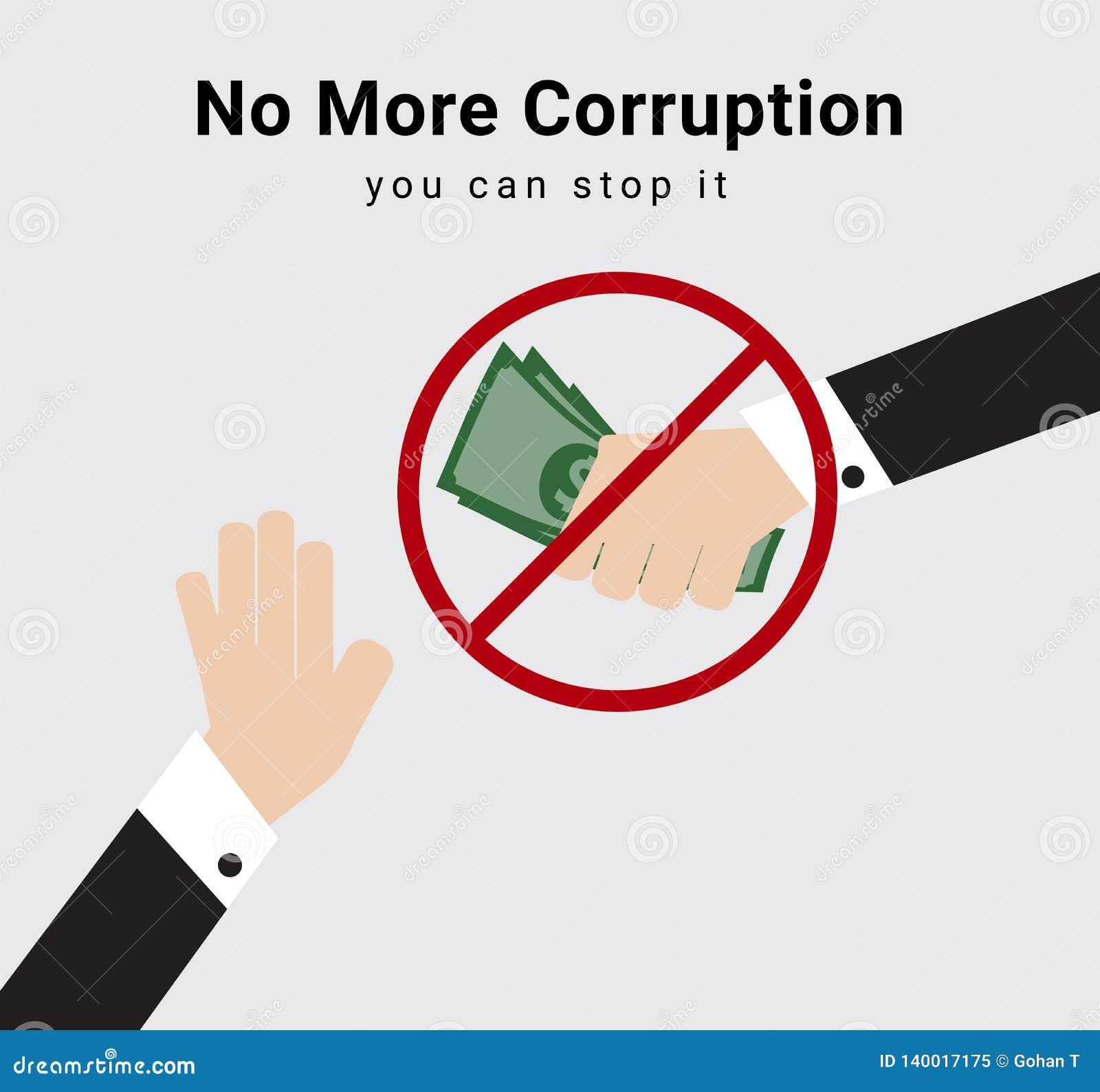 Les gens ou l électeur éligible ne disent non et cessent de recevoir l argent de n importe qui pour le traitement ou la commissio