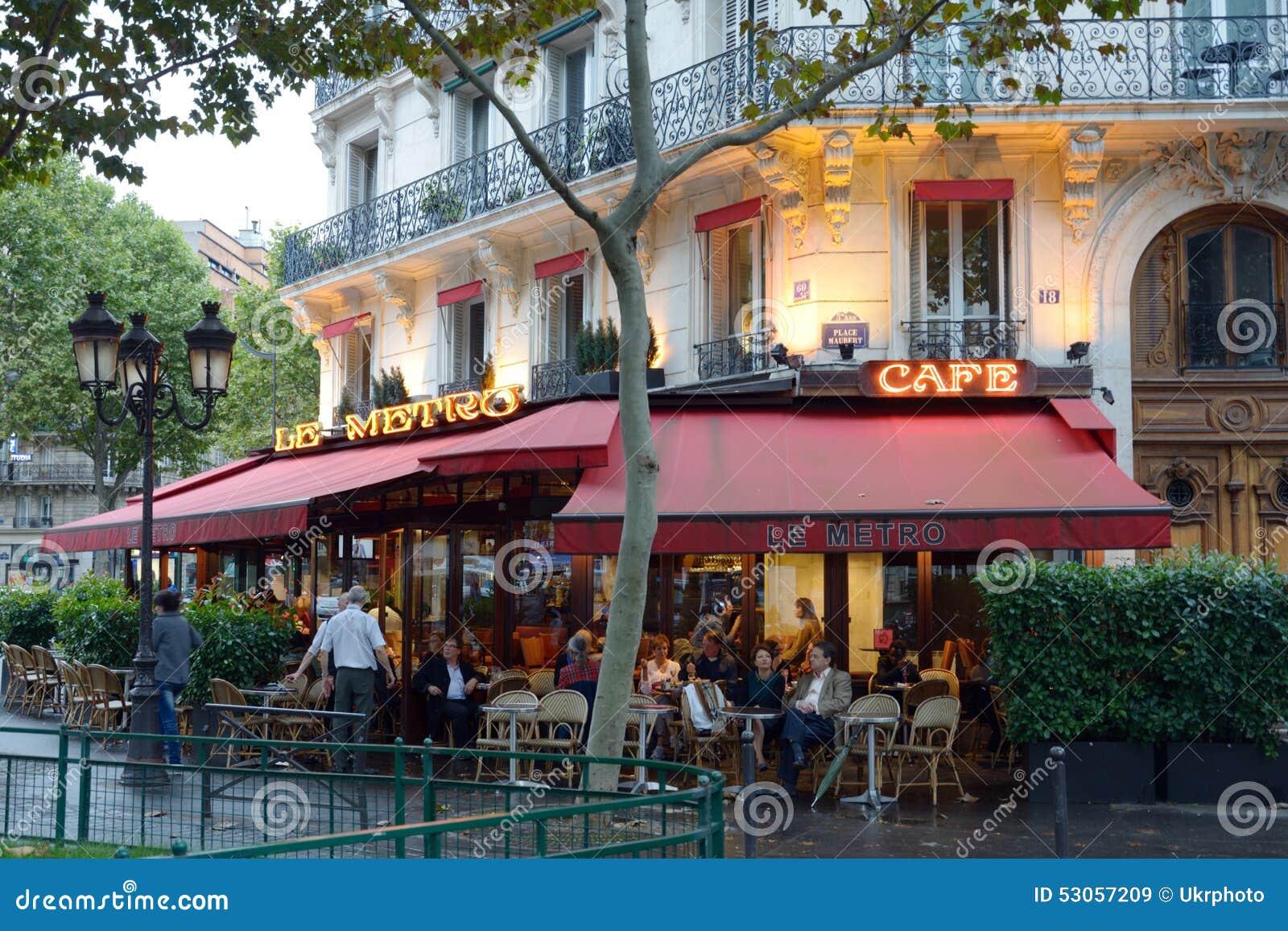 Caf Ef Bf Bd De Flore Paris France Hd