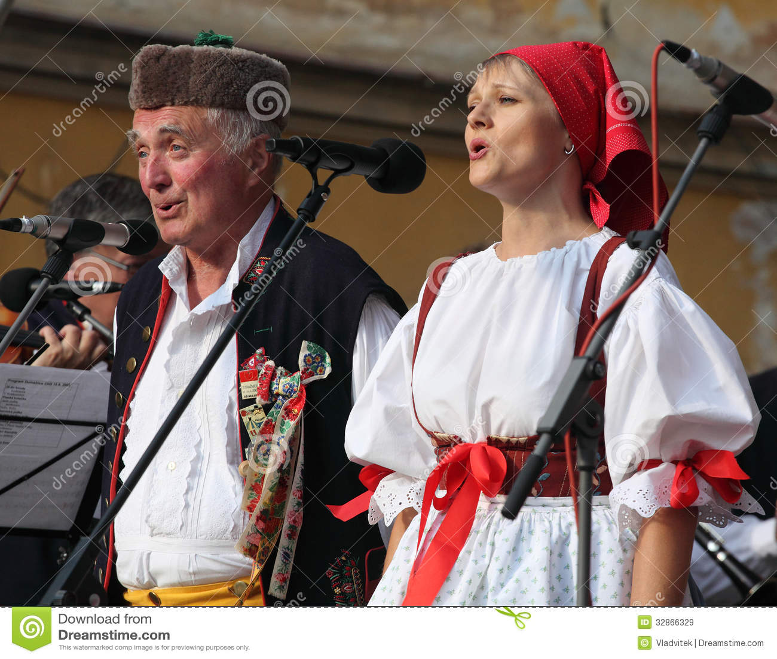 chant tcheque