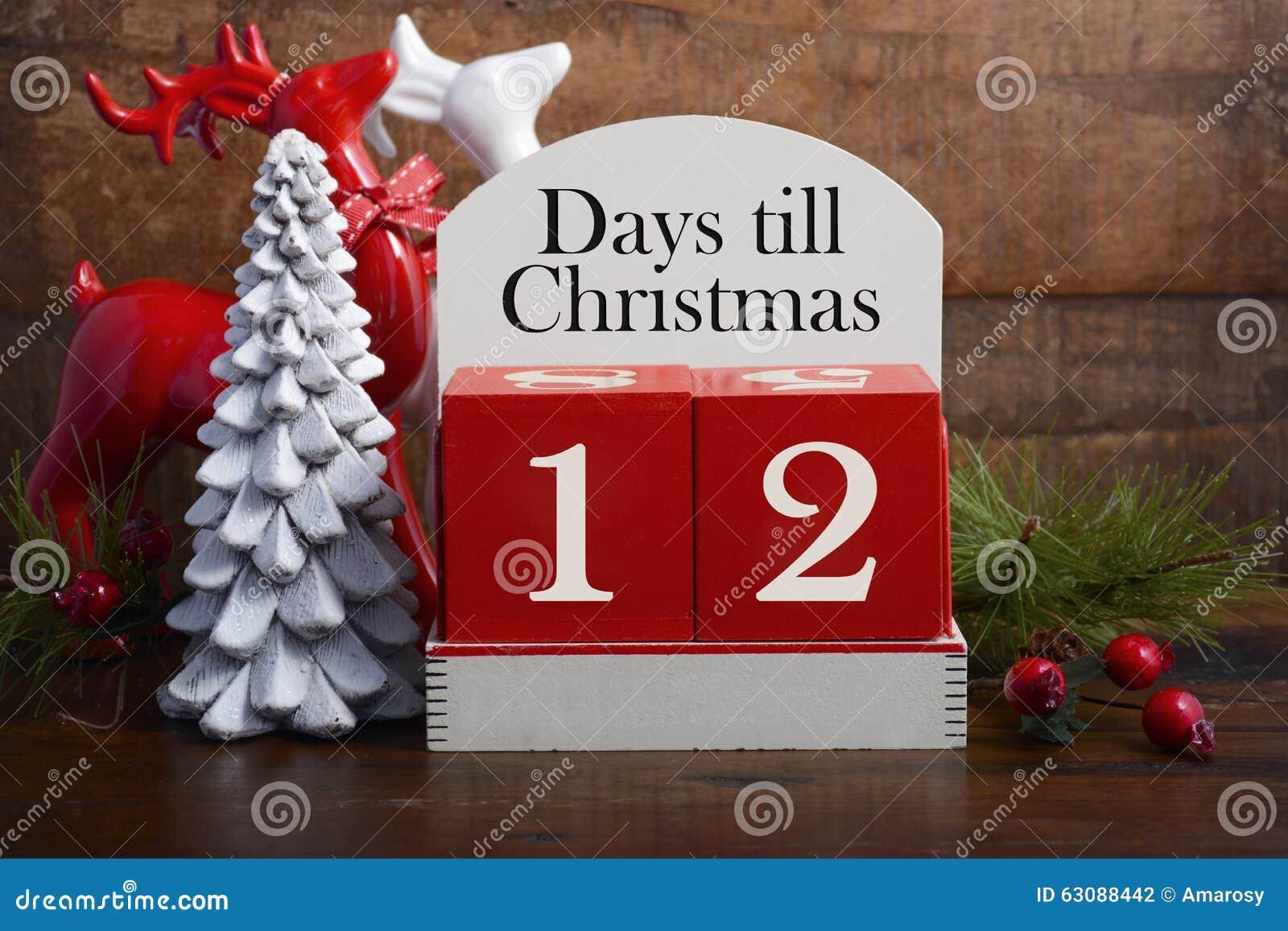 Download Les Jours Labourent Le Calendrier De Noël Photo stock - Image du mois, économiser: 63088442