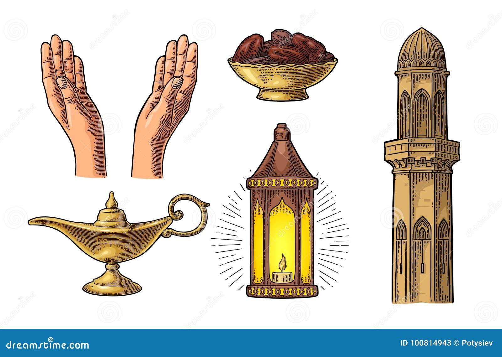 Lampe d aladdin photos stock inscription gratuite for Portent en arabe