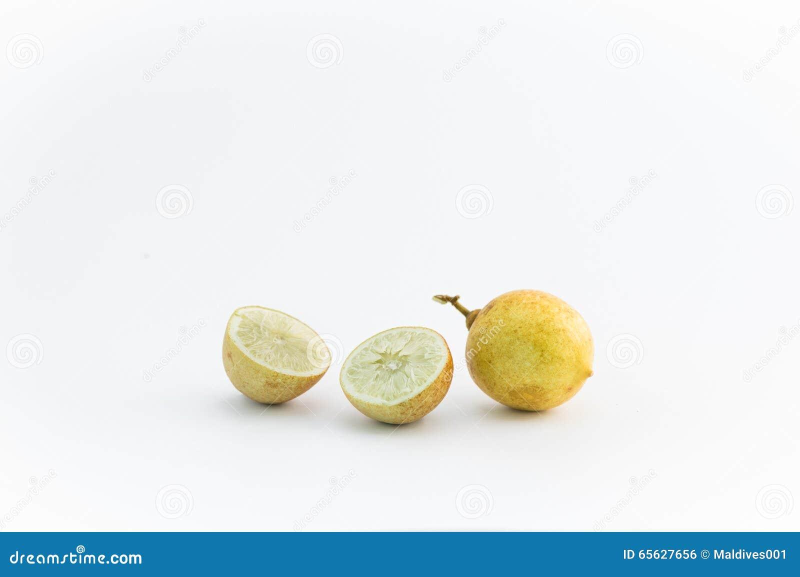 Les maladies d arbre d agrume, citron