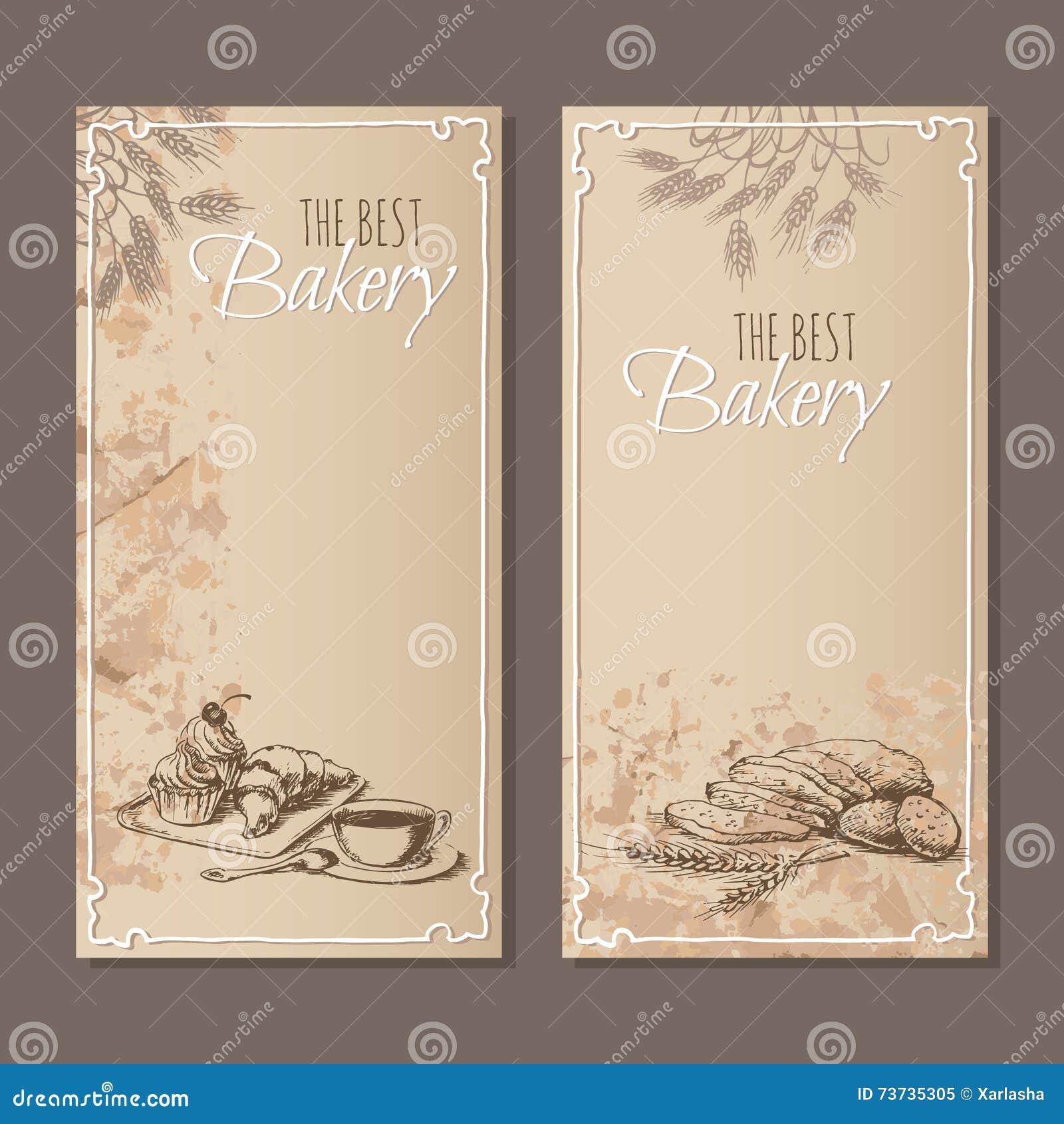 Carte Boulangerie.Les Meilleures Cartes De Boulangerie Le Menu Carde Le Croquis