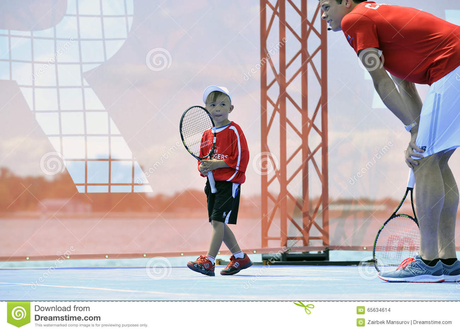 Les Milos de Raonic METTENT EN BOÎTE à l US Open (3)