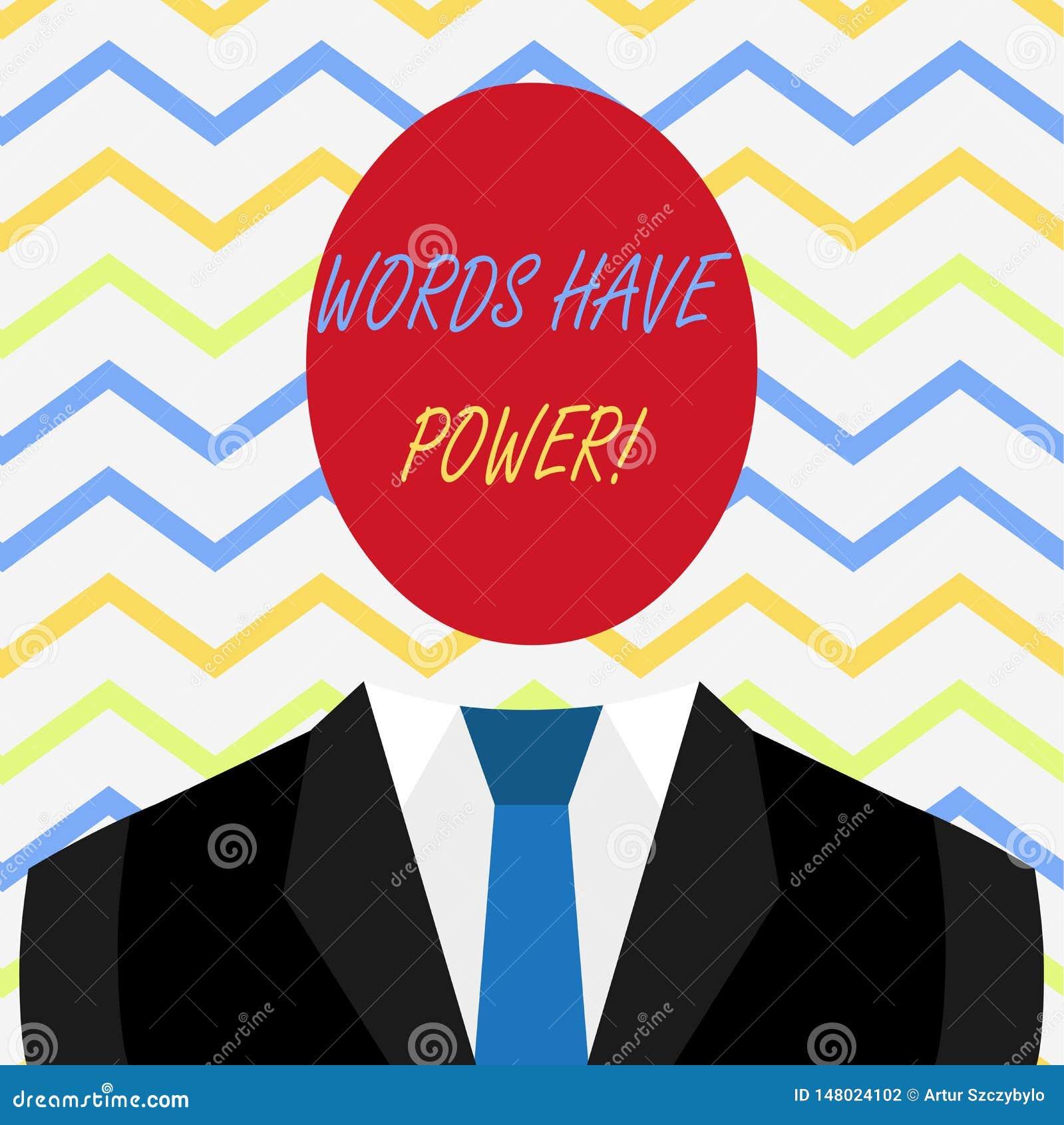 Les mots des textes d ?criture de Word ont la puissance Concept d affaires pour car ils a la capacit? d aider ? gu?rir le mal ou