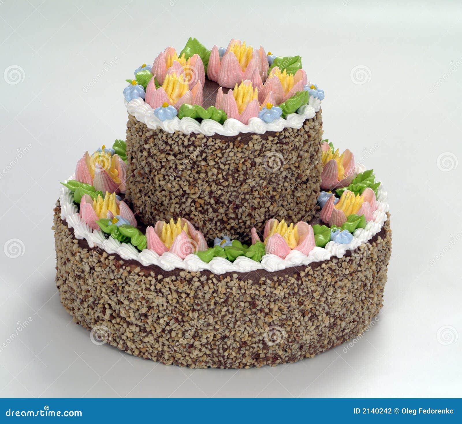 Les pâtisseries, gâteau de chocolat