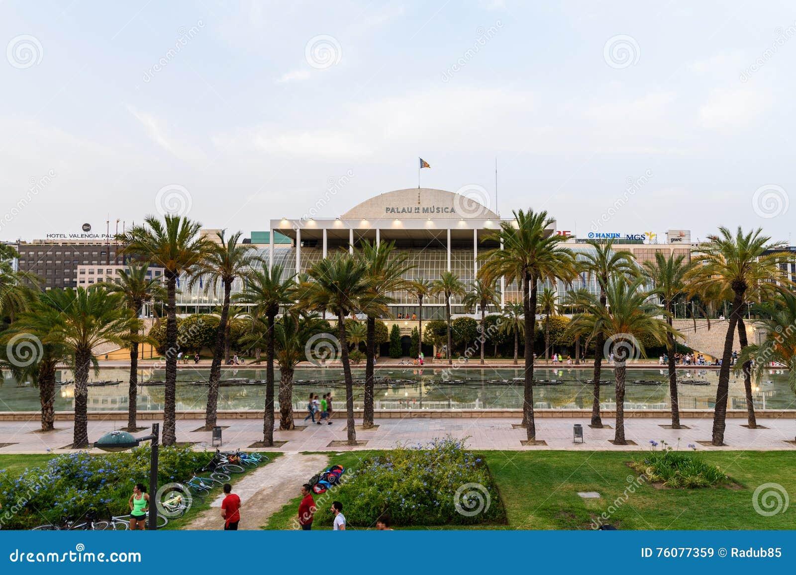 Les Palaos de la Musica de Valence