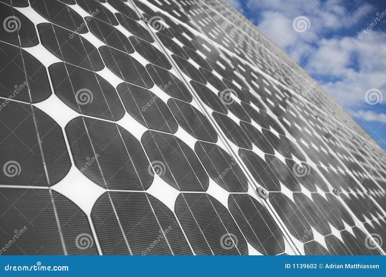 Les panneaux solaires 2