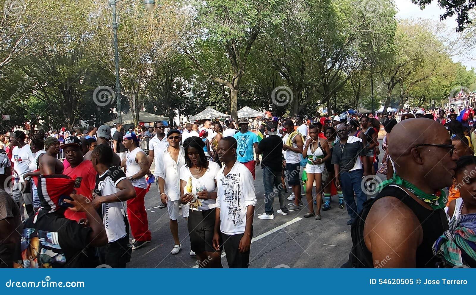 Les 2014 parties indiennes occidentales 51 de défilé de jour