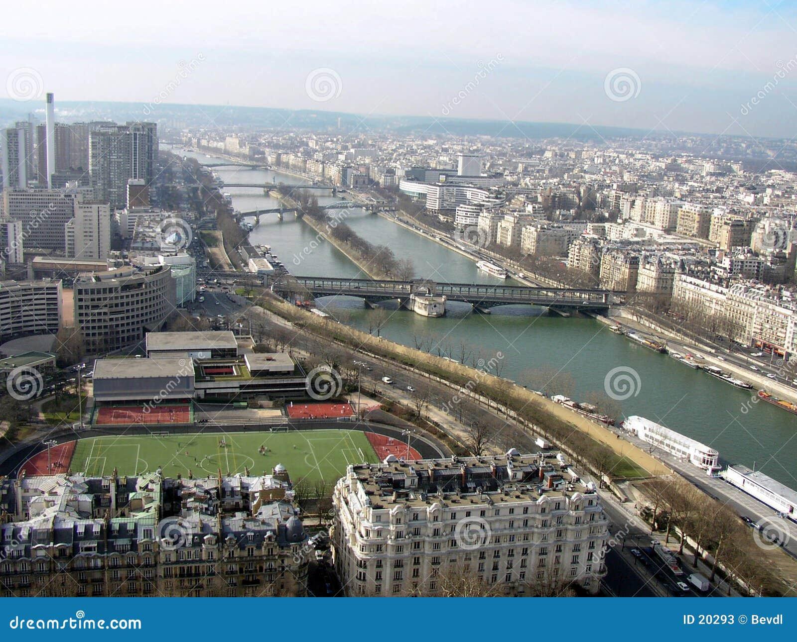 Les passerelles de Seine