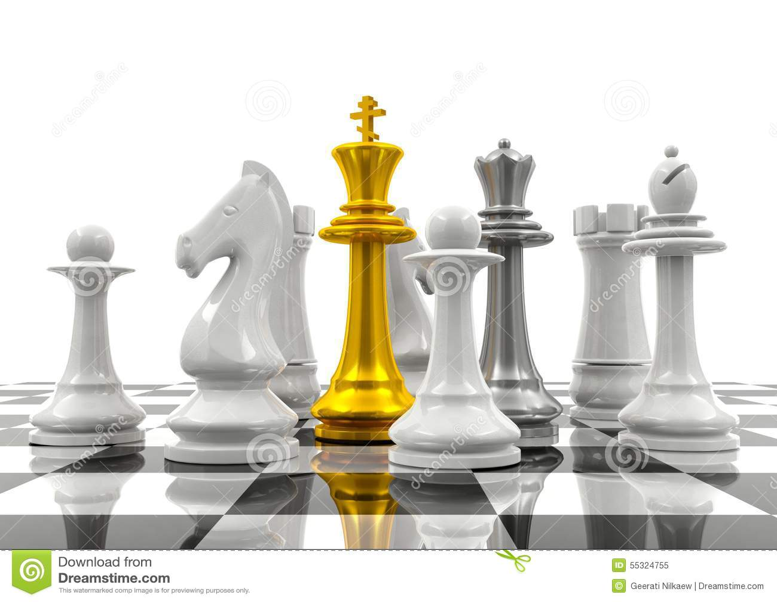 Rencontres pièces d'échecs