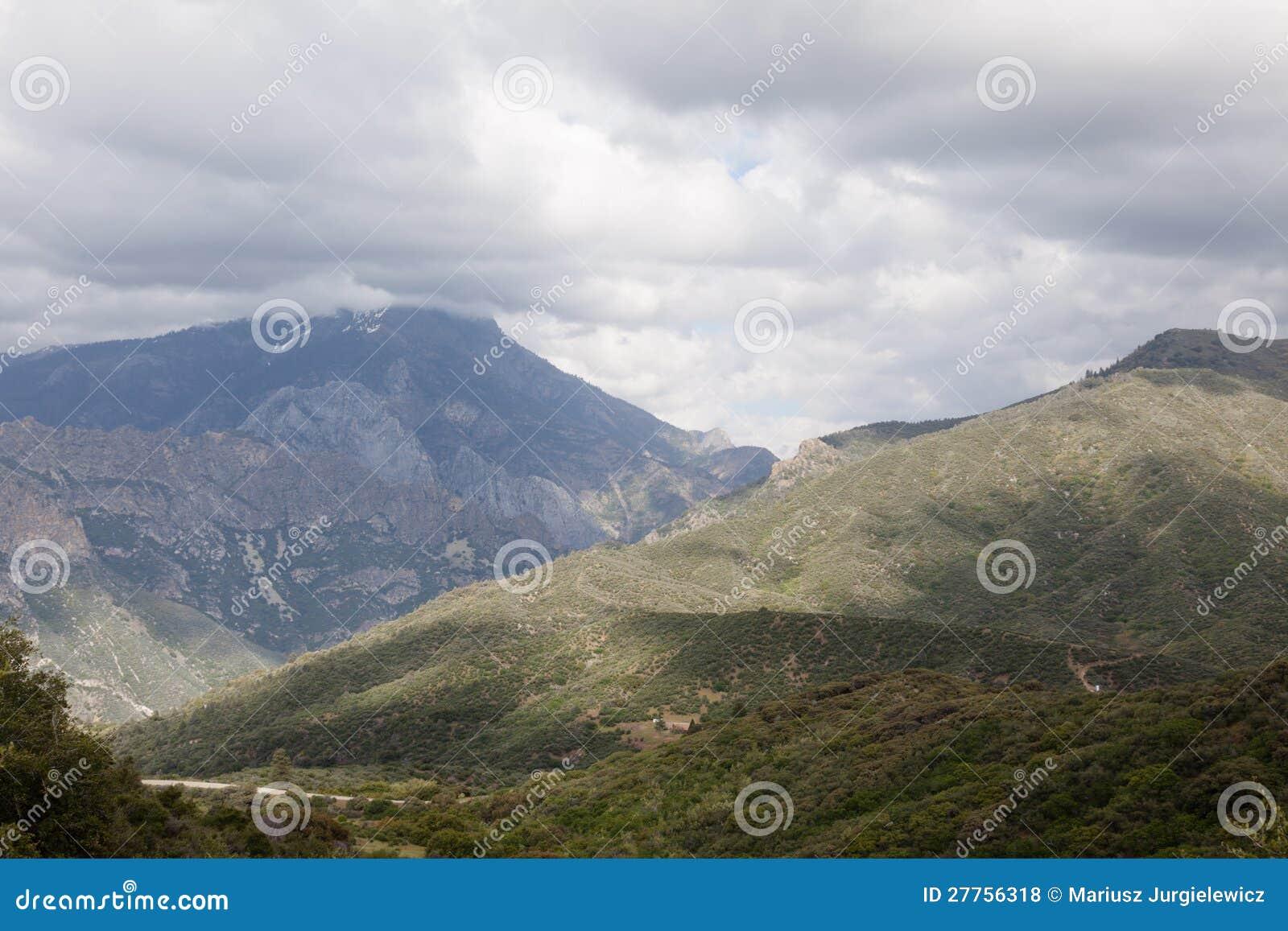 Les Rois Canyon