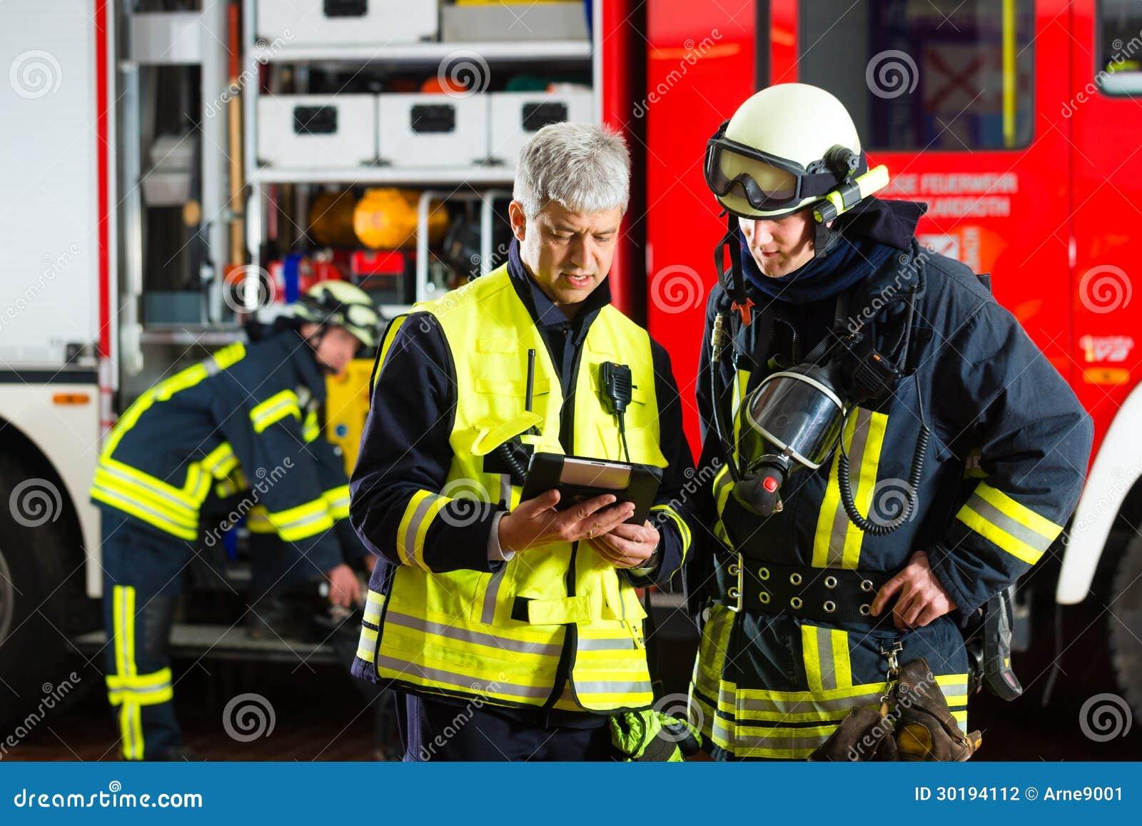 Planification de déploiement des sapeurs-pompiers