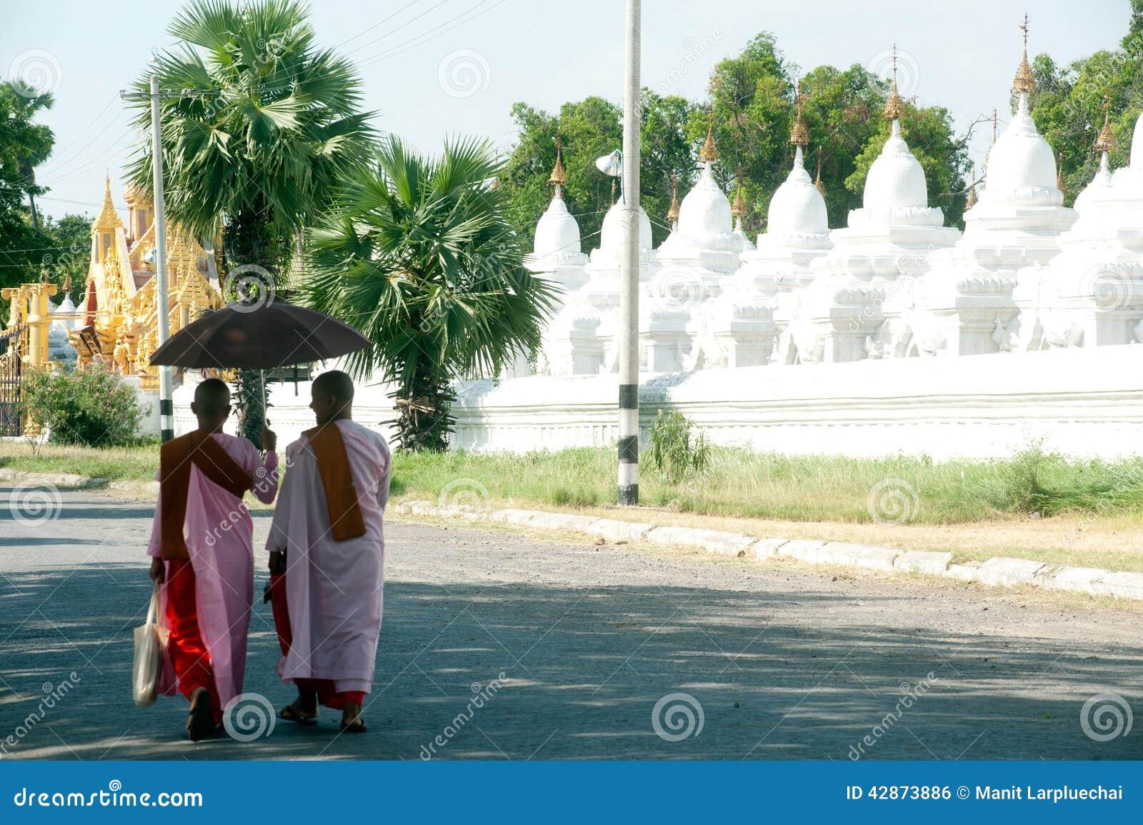 Les 729 Stupas Connus Sous Le Nom De Plus Grand Livre Du