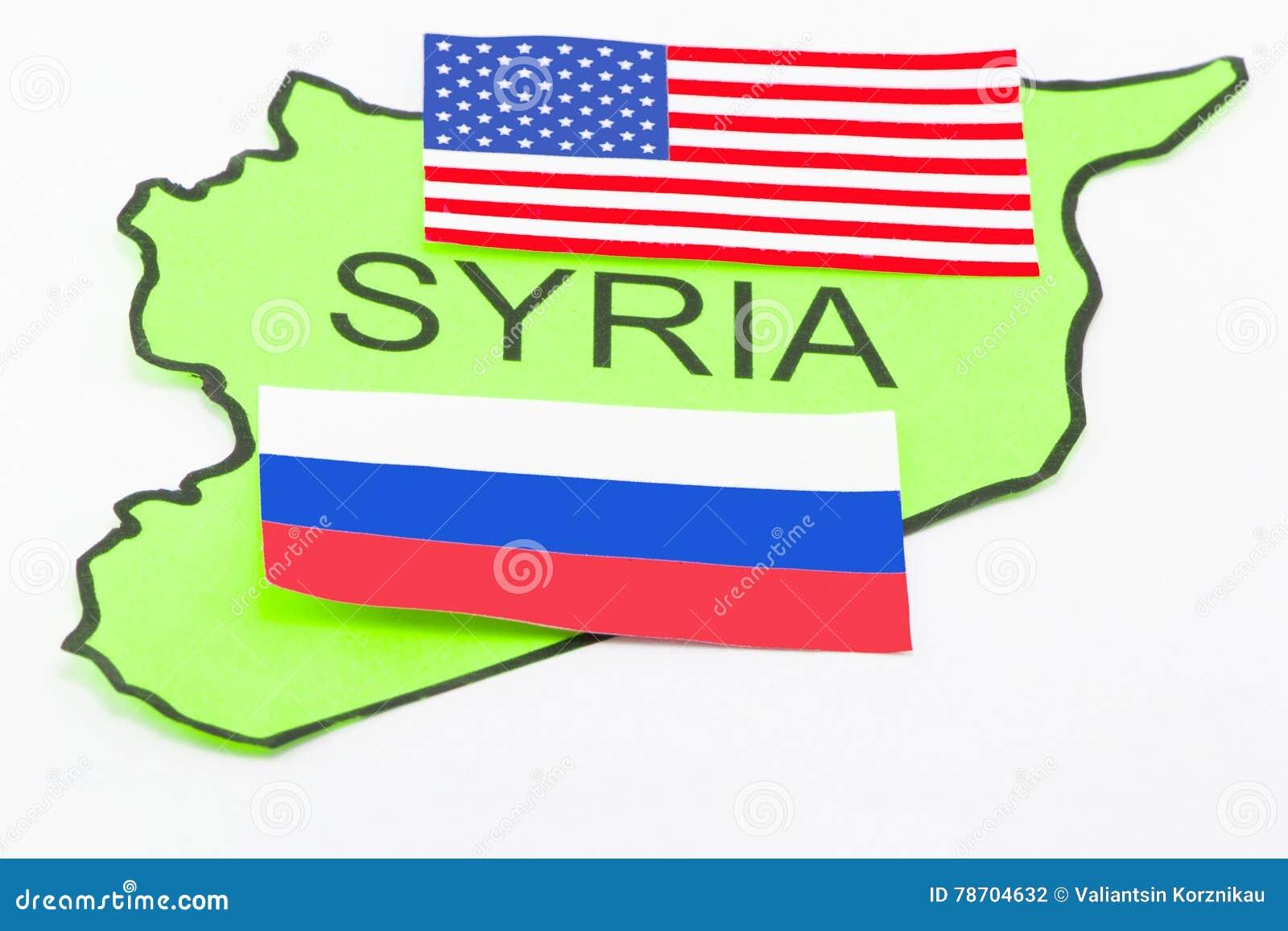 Les USA et guerre russe