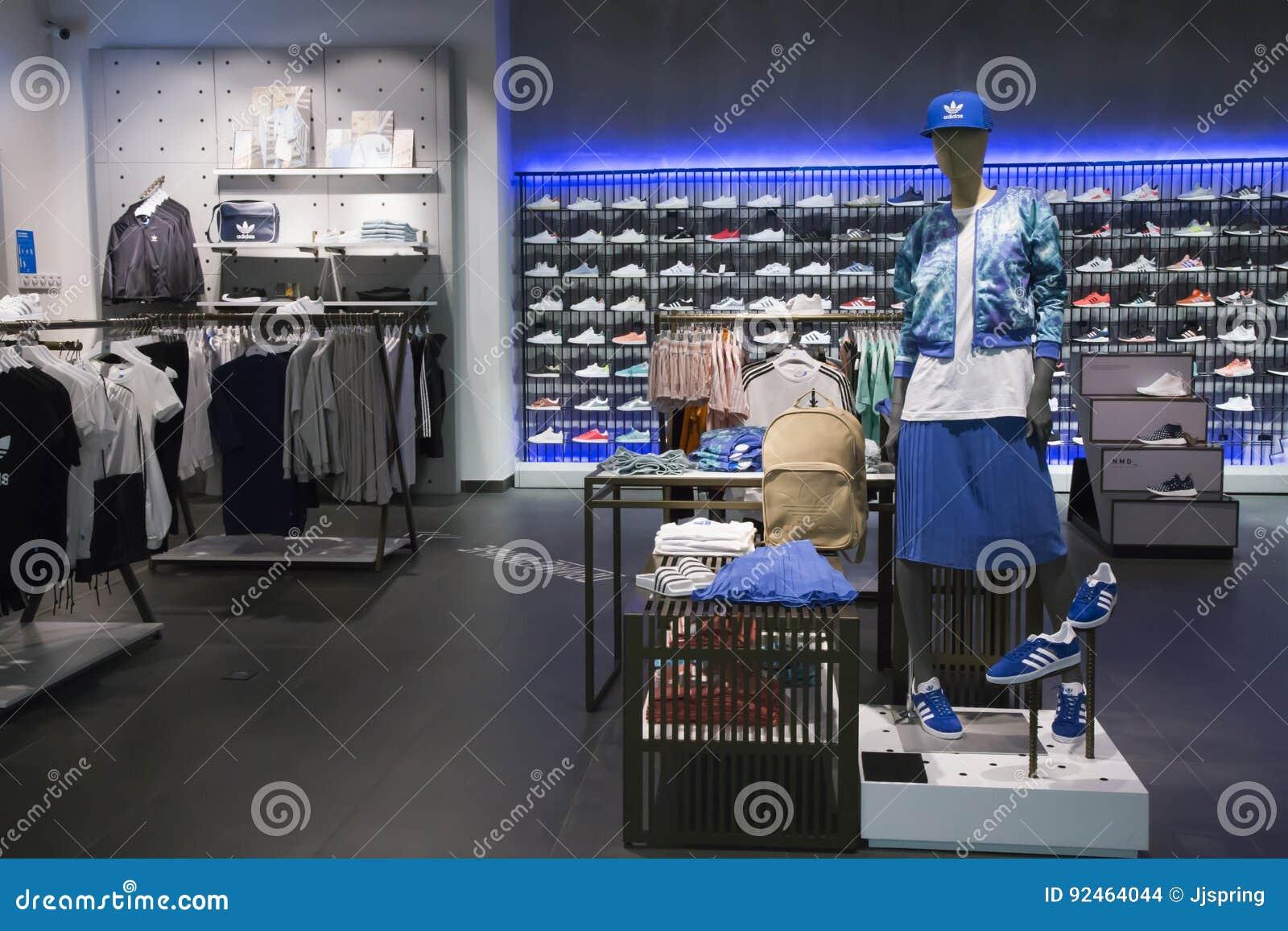 Adidas, horaire & adresse, magasin vêtement sport | Nantes