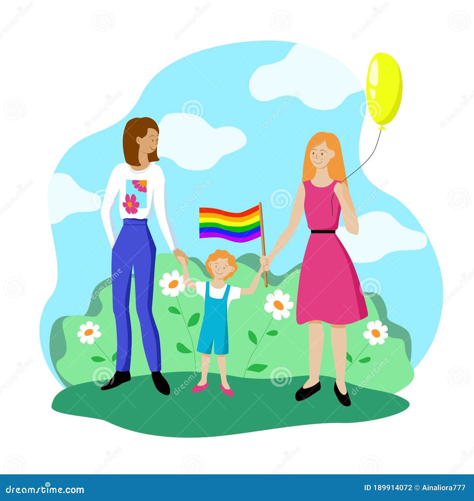 Lesbian Shemale 3d Threesome