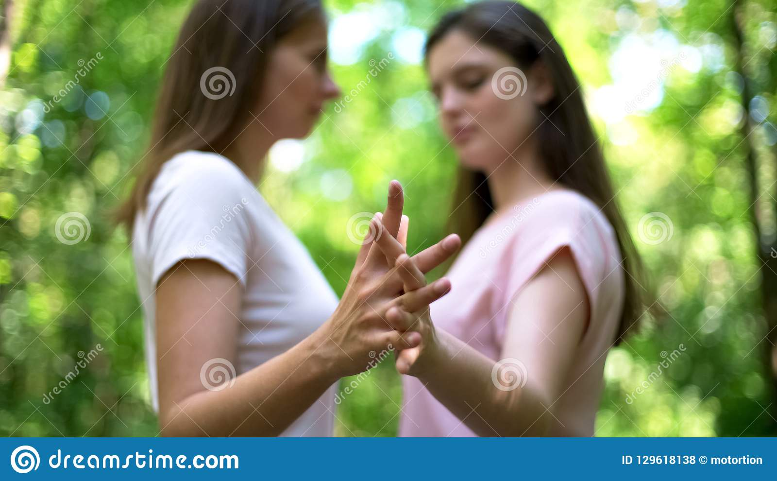 lesbian sex conversation