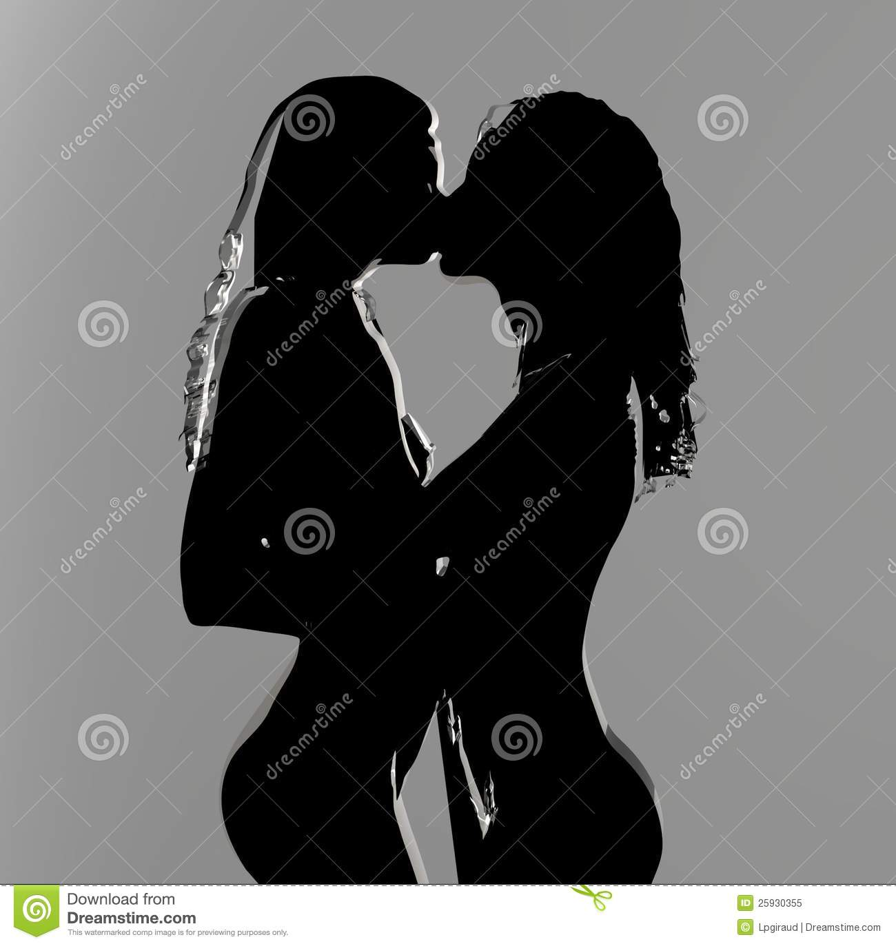 lesbian kiss royalty free stock photo image 25930355 clip art sounds for powerpoint clip art sounds free