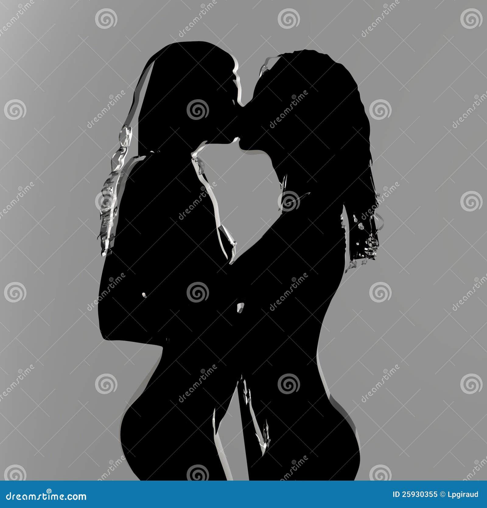 lesbian kiss royalty free stock photo image 25930355 Chicago Skyline Vector Boston City Skyline