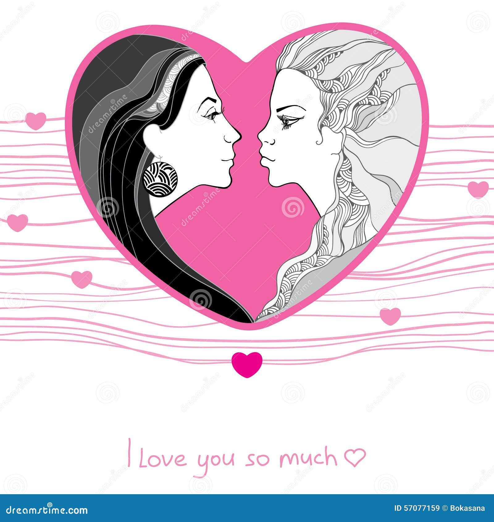 Nero lesbiche fare amare