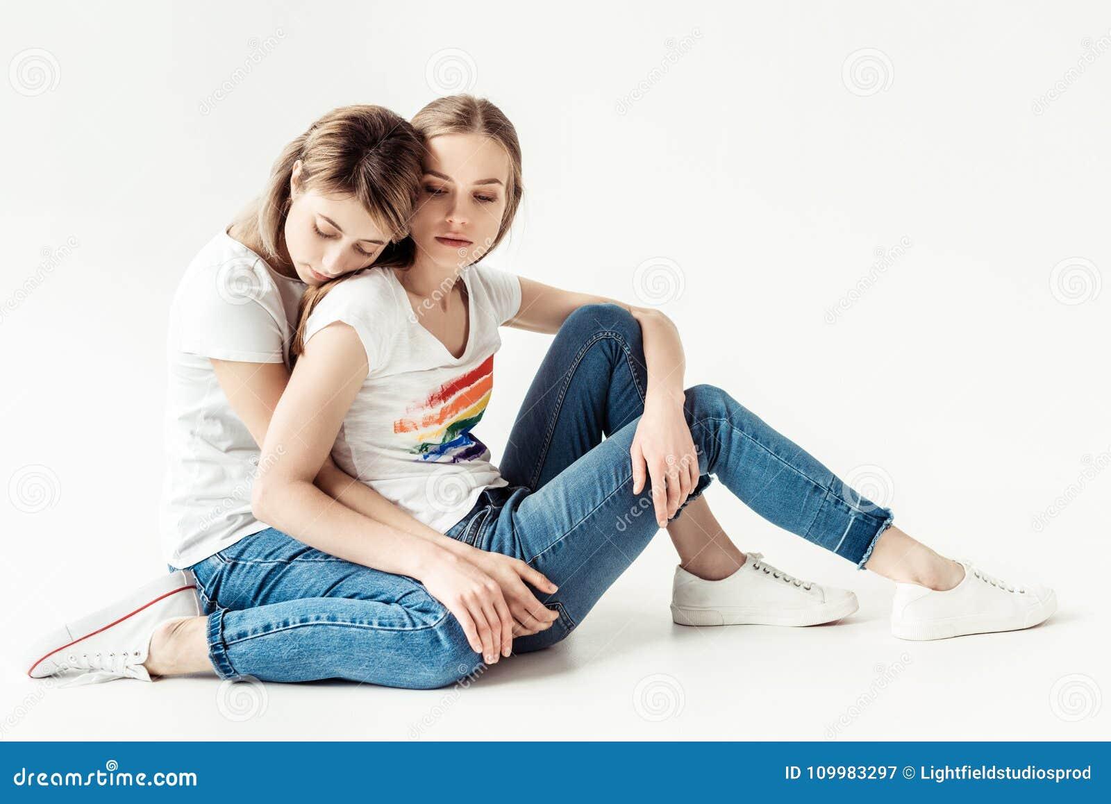 Lesbijskie trójkąty zabawki